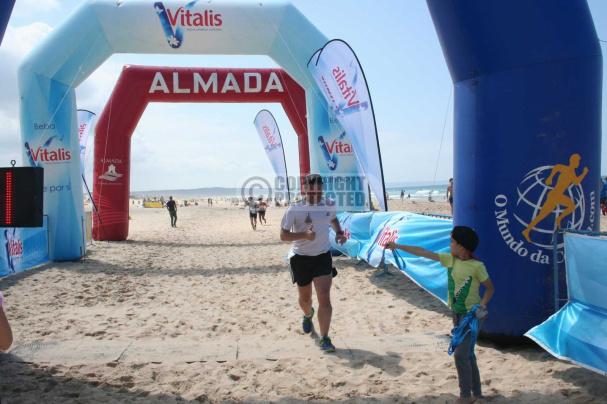 X Meia Maratona na Areia Analice Silva